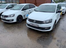 Аренда Volkswagen Polo 2019 в Ярославле