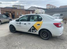Аренда Renault Logan 2018 в Новосибирске