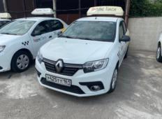 Аренда Renault Logan 2018 в Ростове-на-Дону