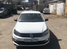 Аренда Volkswagen Polo 2020 в Волгограде