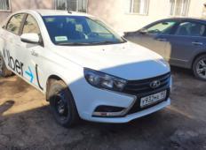 Аренда LADA (ВАЗ) Vesta 2021 в Воронеже