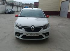 Аренда Renault Logan 2020 в Воронеже