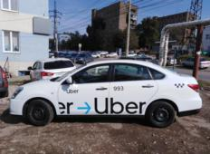 Аренда Nissan Almera 2019 в Самаре