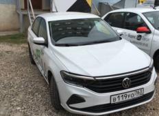 Аренда Volkswagen Polo 2021 в Самаре