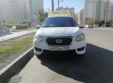 Аренда Datsun on-DO 2015 в Ростове-на-Дону