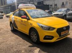 Аренда Hyundai Solaris 2019 в Москве и области