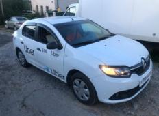 Аренда Renault Logan 2017 в Чебоксарах