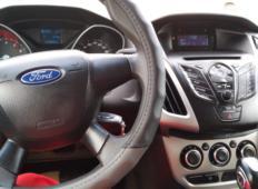 Аренда Ford Focus 2012 в Оренбурге