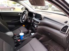 Аренда Hyundai Tucson 2020 в Оренбурге