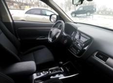 Аренда Mitsubishi Outlander 2018 в Оренбурге