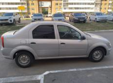 Аренда Renault Logan 2014 в Оренбурге
