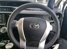 Аренда Toyota Aqua 2015 в Хабаровске