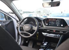 Аренда Hyundai Sonata 2021 в Санкт-Петербурге