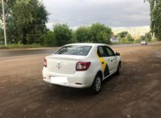 Аренда Renault Logan 2020 в Челябинске
