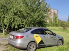 Аренда Nissan Bluebird Sylphy 2010 в Красноярске
