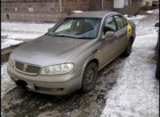 Аренда Nissan Bluebird Sylphy 2006 в Красноярске