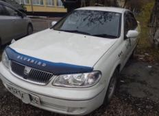 Аренда Nissan Bluebird Sylphy 2007 в Красноярске