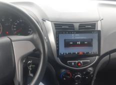 Аренда Hyundai Solaris 2015 в Уфе