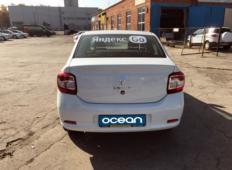 Аренда Renault Logan 2021 в Самаре