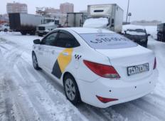 Аренда Hyundai Solaris 2016 в Казани