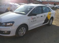 Аренда Volkswagen Polo 2020 в Кемерово