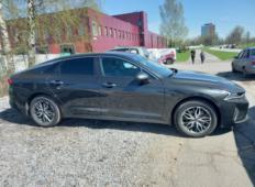 Аренда Kia K5 2021 в Санкт-Петербурге