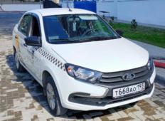 Аренда LADA (ВАЗ) Granta 2020 в Новороссийске
