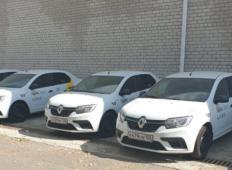 Аренда Renault Logan 2019 в Пятигорске
