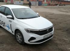 Аренда Volkswagen Polo 2020 в Владимире
