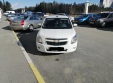 Аренда Chevrolet Cobalt 2020 в Сургуте