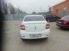 Аренда Renault Logan 2017 в Ростове-на-Дону