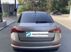 Аренда Skoda Rapid 2020 в Санкт-Петербурге