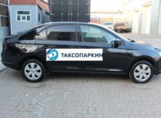 Аренда Skoda Rapid 2019 в Санкт-Петербурге