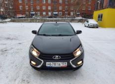 Аренда LADA (ВАЗ) Vesta 2019 в Перми