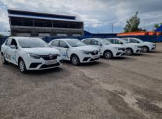 Аренда Renault Logan 2020 в Кемерово