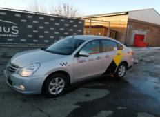 Аренда Nissan Almera 2015 в Иркутске