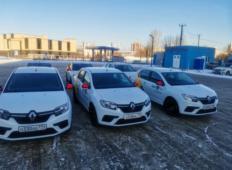 Аренда Renault Logan 2021 в Челябинске