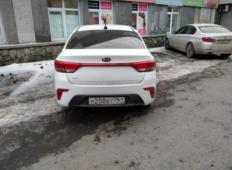 Аренда Kia Rio 2020 в Екатеринбурге