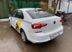 Аренда Volkswagen Polo 2020 в Краснодаре