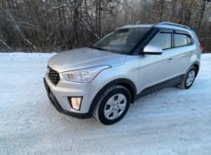 Аренда Hyundai Creta 2020 в Новосибирске