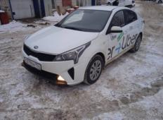 Аренда Kia Rio 2021 в Нижнем Новгороде