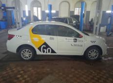 Аренда Renault Logan 2021 в Нижнем Новгороде