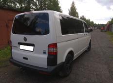 Аренда Volkswagen Transporter 2014 в Санкт-Петербурге