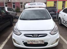 Аренда Hyundai Solaris 2014 в Иркутске