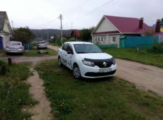 Аренда Renault Logan 2016 в Коврове