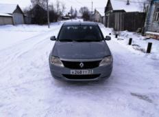 Аренда Renault Logan 2014 в Коврове