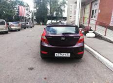 Аренда Hyundai Solaris 2012 в Коврове