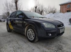 Аренда Ford Focus 2006 в Барнауле