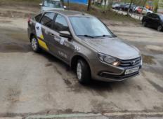 Аренда LADA (ВАЗ) Granta 2020 в Чебоксарах
