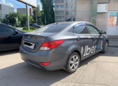 Аренда Hyundai Solaris 2015 в Вологде